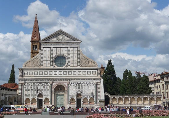2.Basilica di Santa Maria Novella