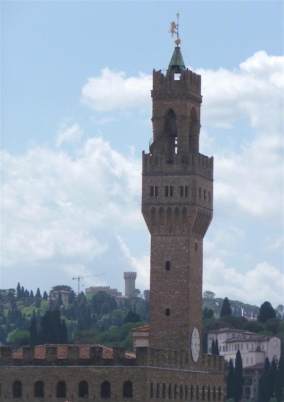 32.Palazzo Vecchio Clocktower