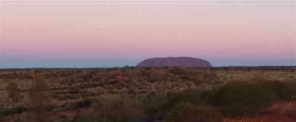 8.Uluru sunset