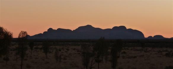 9.Kata Tjuta sunset