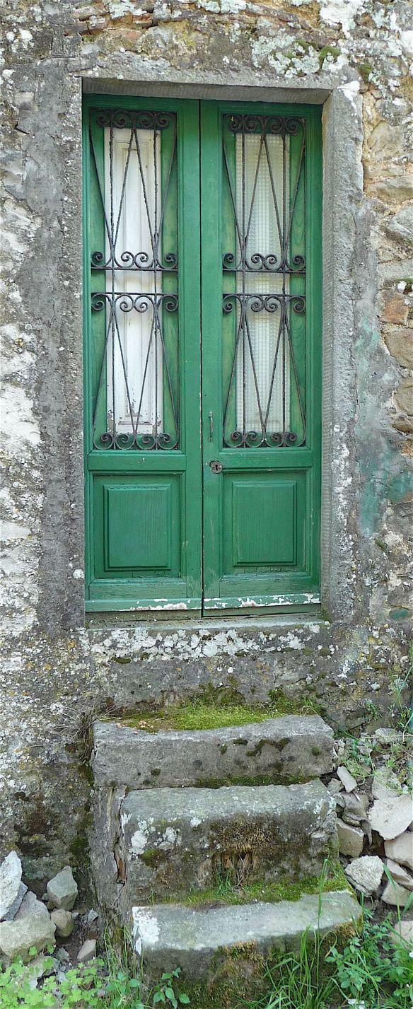 2-green-door