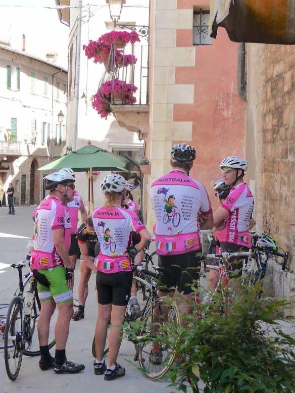 8-cyclists