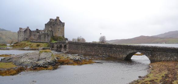 1.Eilean Donan Castle