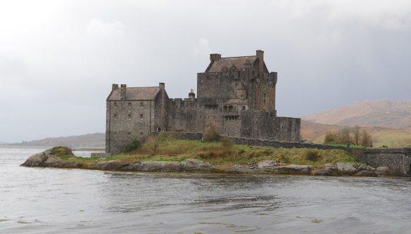 2.Eilean Donan Castle