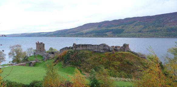 2.Urquhart Castle