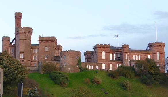 3.Inverness Castle