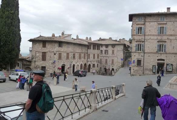 1.Piazza del Comune