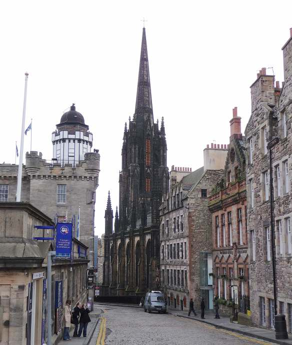 14.Royal Mile