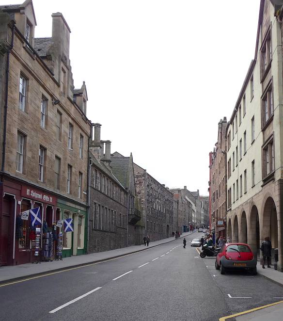16.Royal Mile