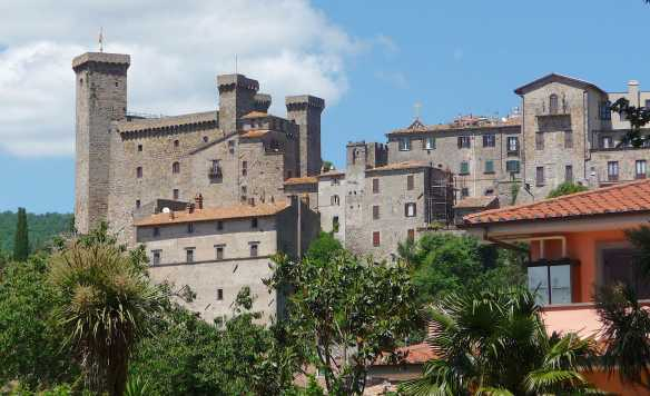 25.The Castle of Bolsena