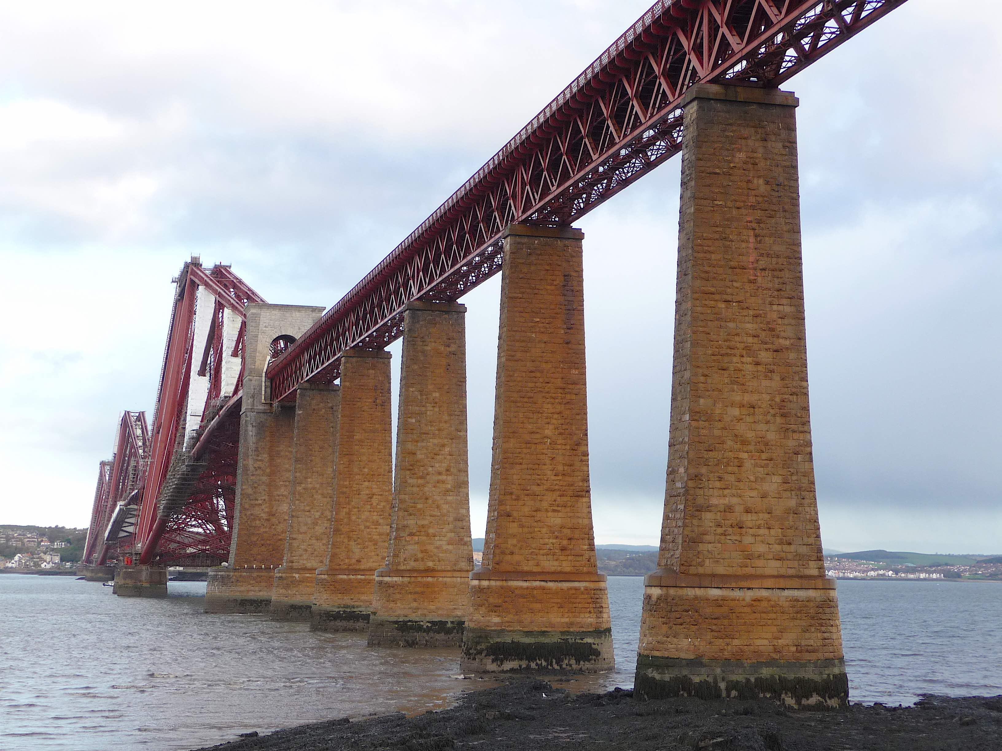 30.Forth Railway Bridge