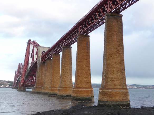 30.Forth Railway Bridge