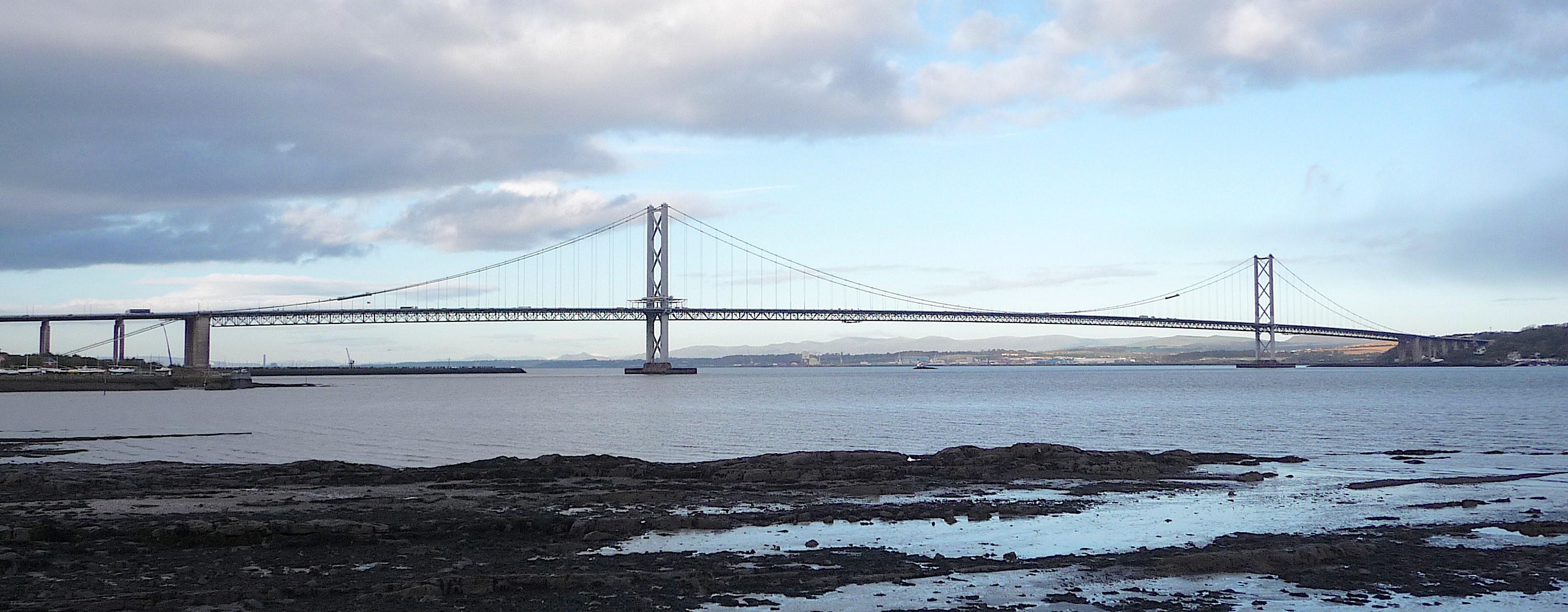 32.Forth Road Bridge
