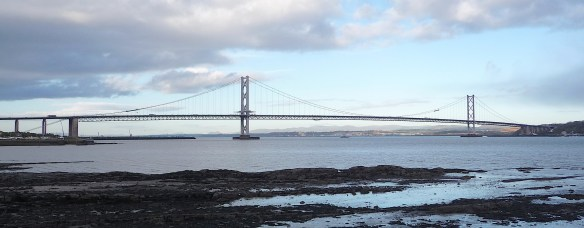 32.Forth Road Bridge