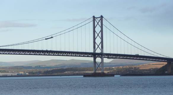 33.Forth Road Bridge