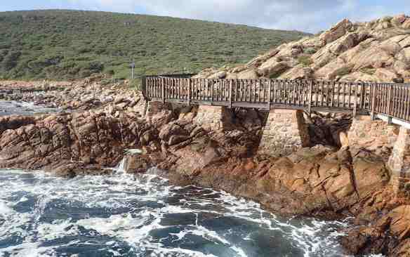 5.Boardwalk Canal Rocks