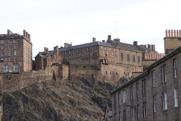 7.Edinburgh Castle
