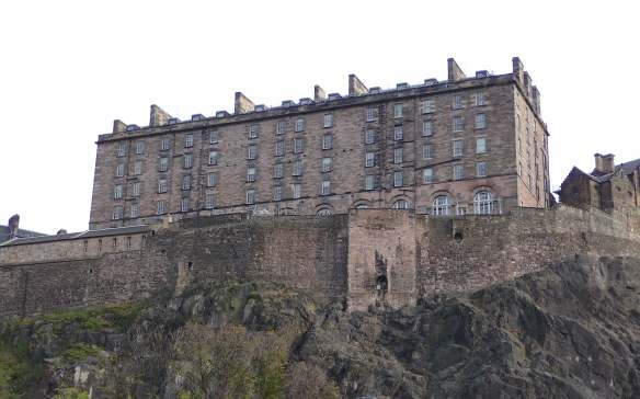 8.Edinburgh Castle