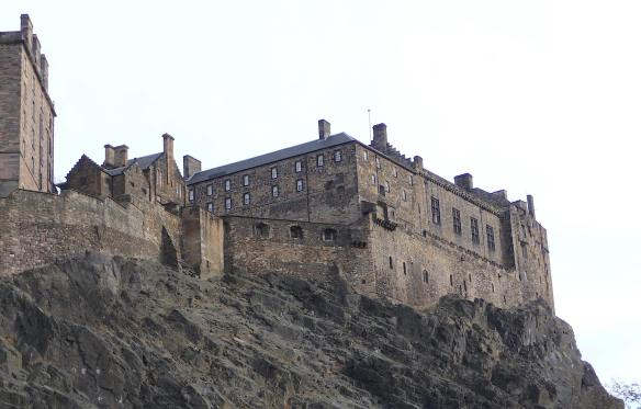 9.Edinburgh Castle