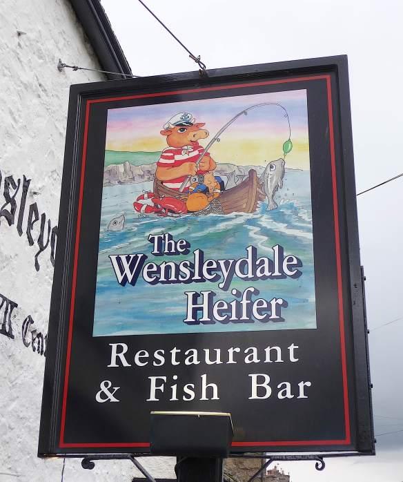 13.Wensleydale Heifer