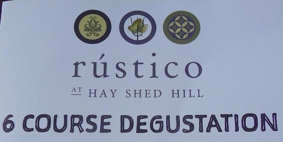 4.6 course degustation