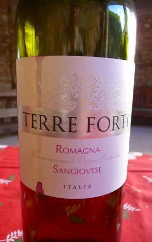 18.Terre Forti Romagna Sangiovese 2012