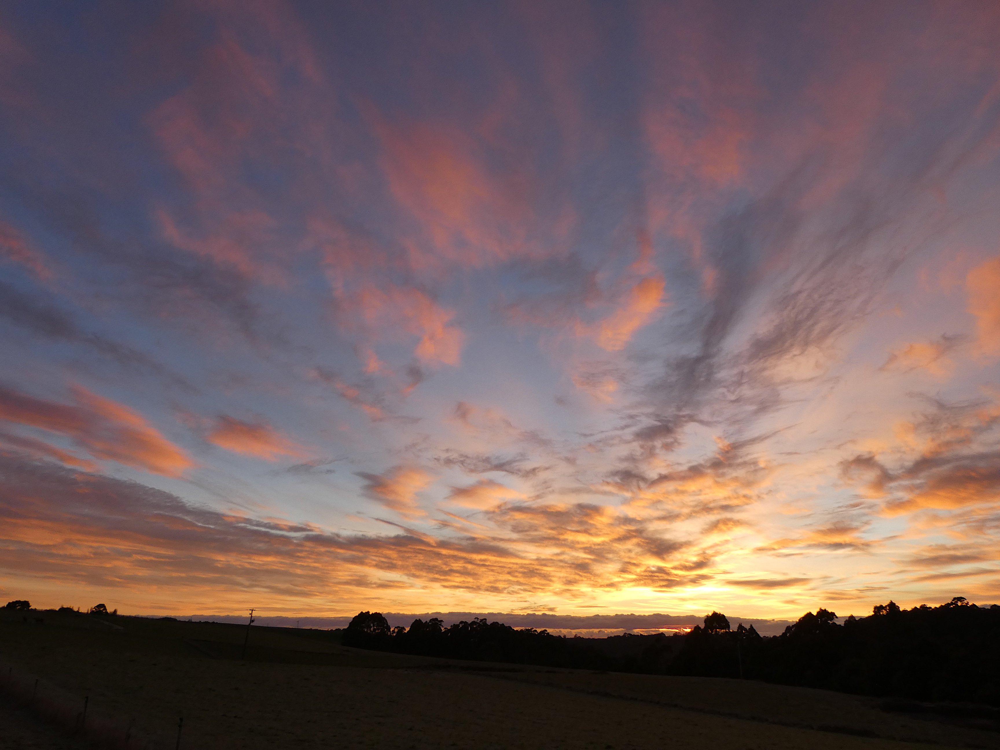 8.almost sunrise