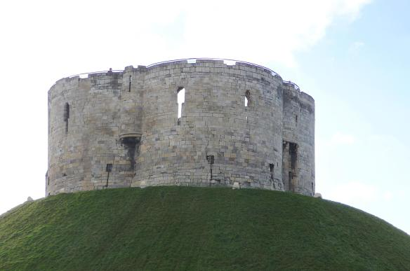 8.York Castle Clifford's Tower