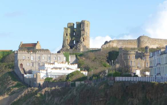 5.Scarborough Castle