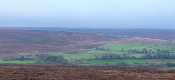 6.Yorkshire Moors