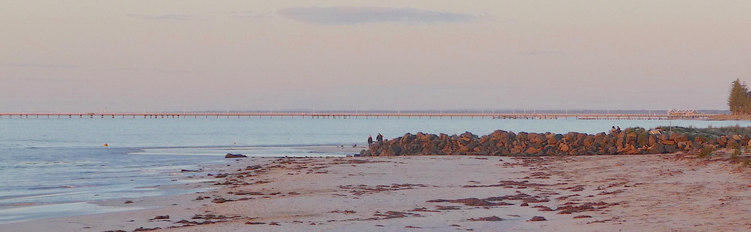 1.Busselton jetty