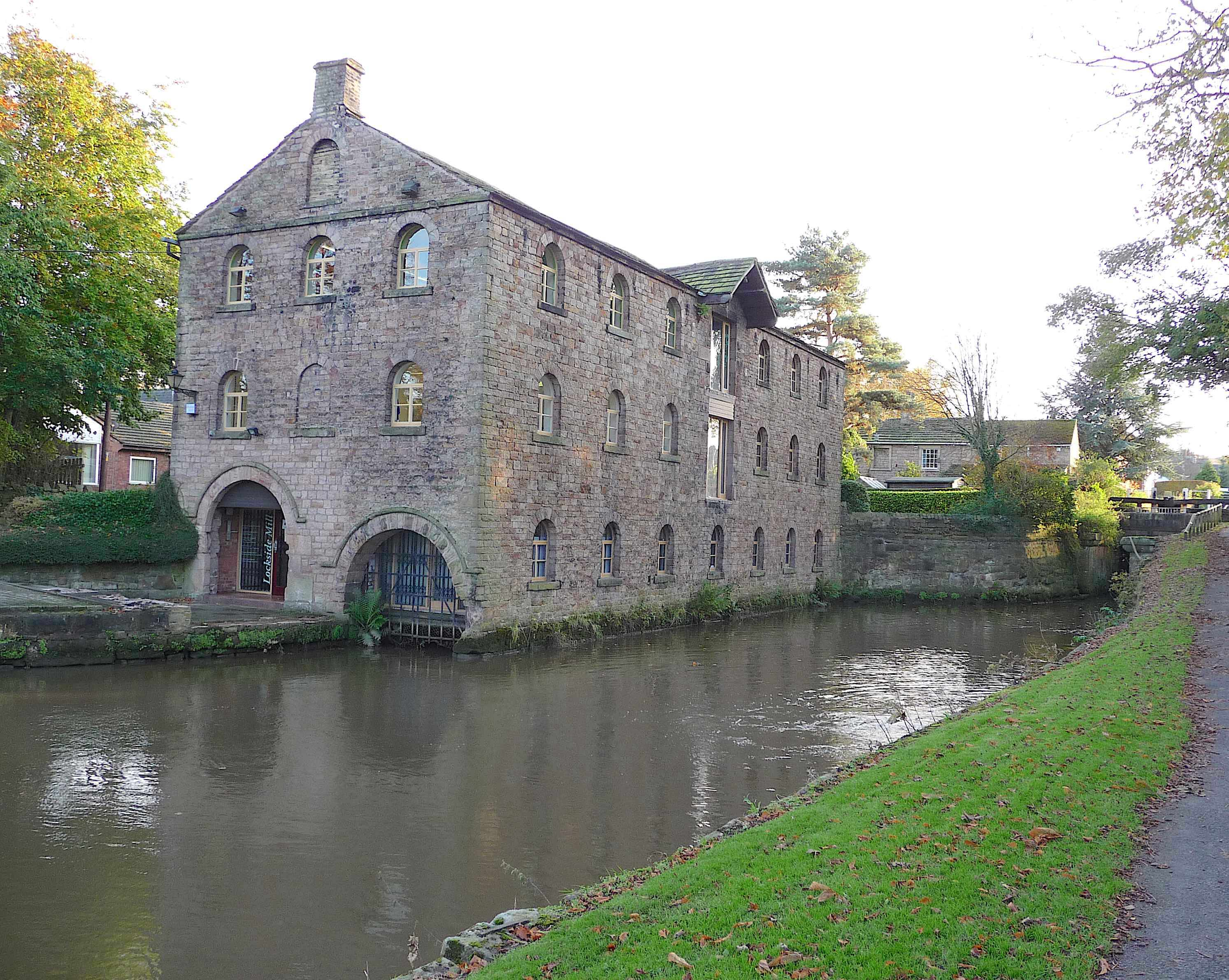 10.Oldknow's Warehouse