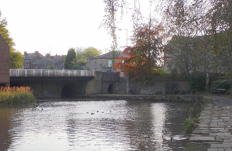 14.Posset Bridge