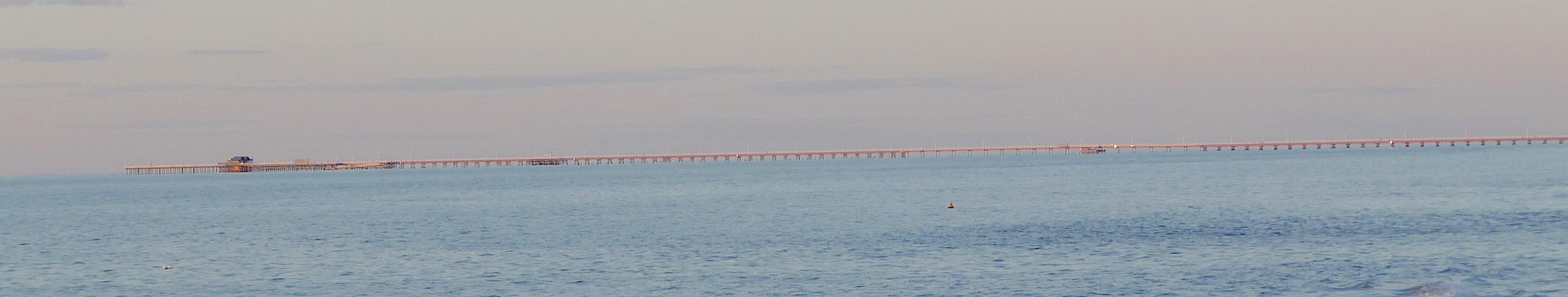 1a.Busselton jetty