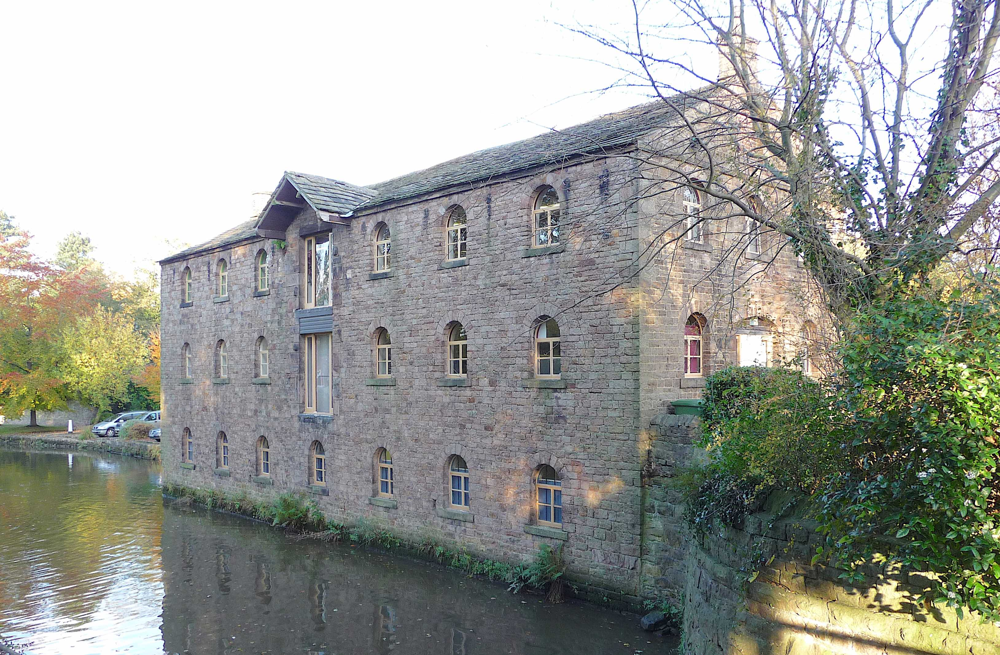 8.Oldknow's Warehouse