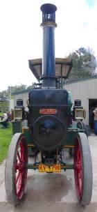 16.McLaren steam tractor