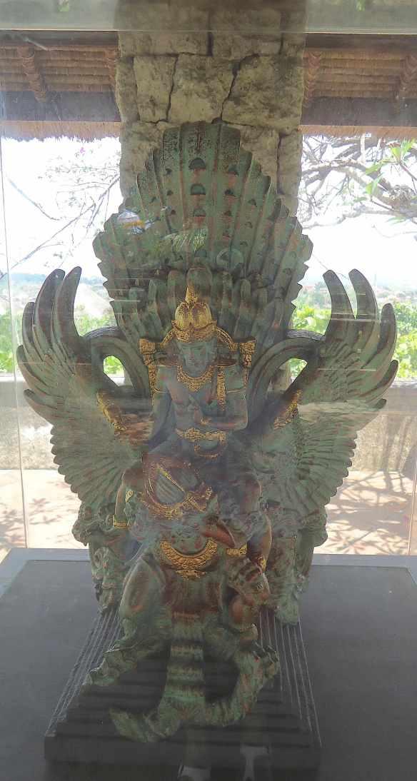 3.Garuda Wishnu Kencana