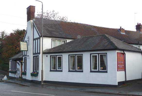 3.The Bowling Green Inn, Ashbourne