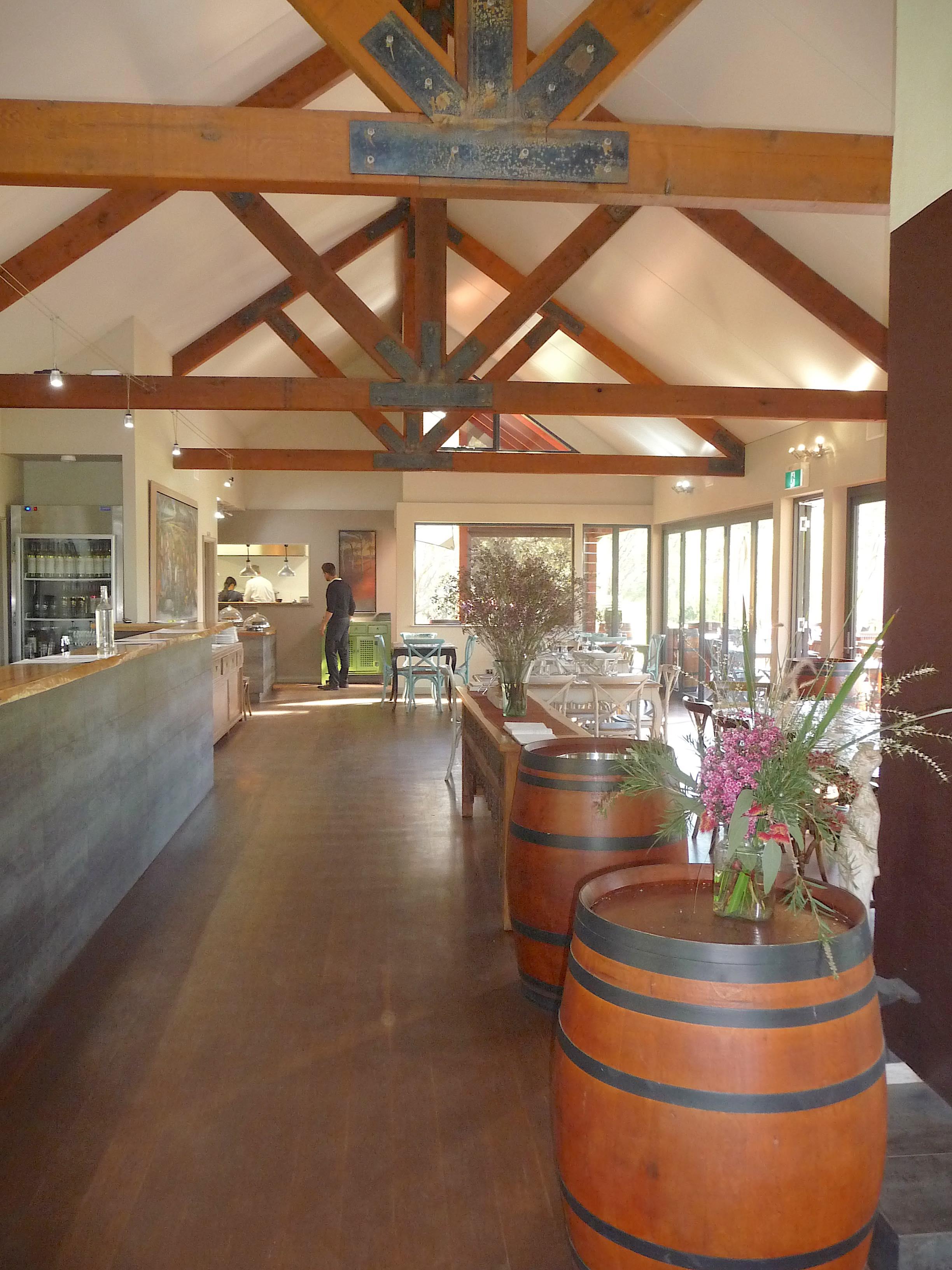 1.cellar door & restaurant