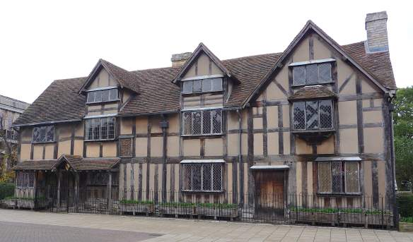 1.Shakespeare's Birthplace