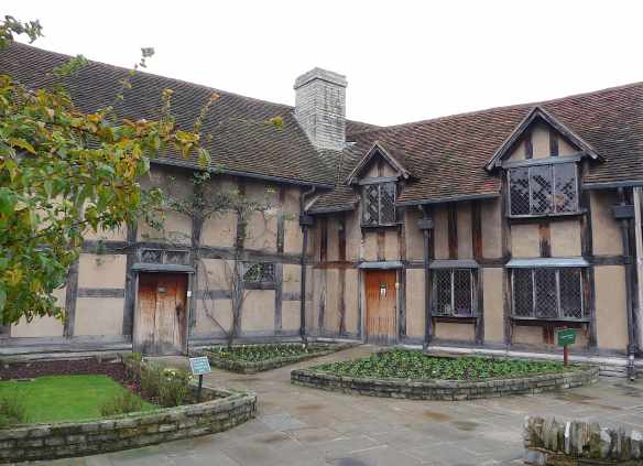2.Shakespeare's Birthplace