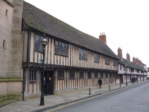 20.The Almshouses, Church St