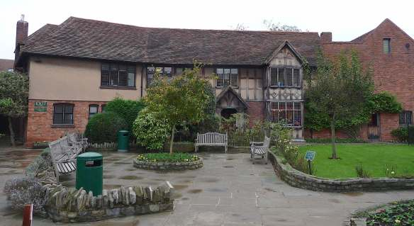 3.Shakespeare's Birthplace