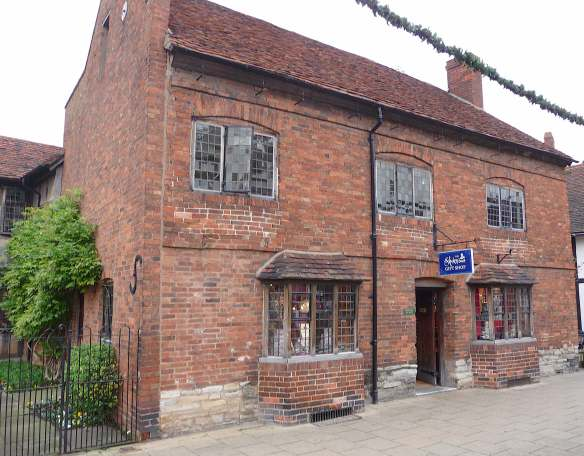 6.The Shakespeare Gift Shop