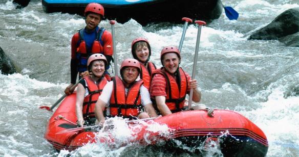 8.rafting