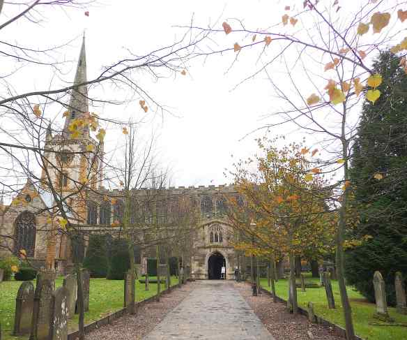 1.Holy Trinity Church