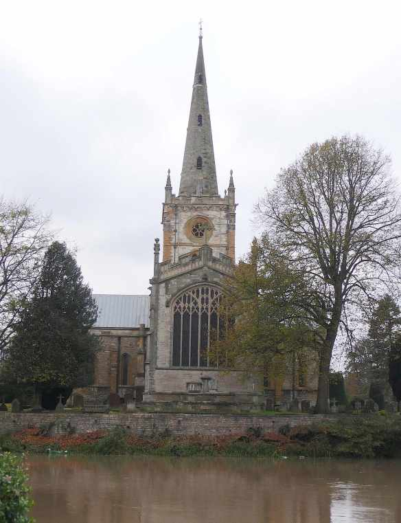 11.Holy Trinity Church from the east