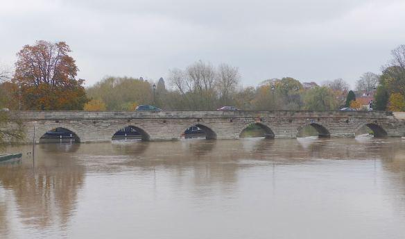 16.Clopton Bridge