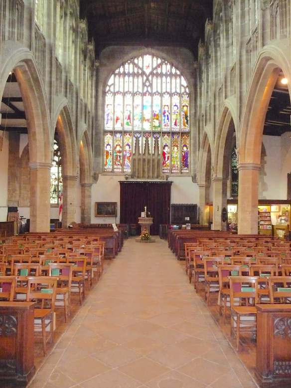 4.the nave and font