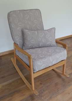 40.rocking chair finished
